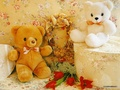 stuffed-animals - Teddy bears wallpaper
