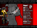 The 3 Main Characters info - epic-battle-fantasy photo