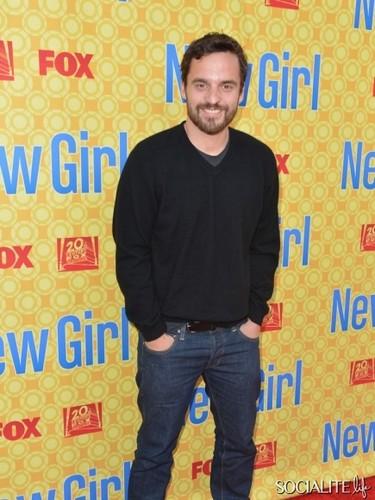 The Academy of Телевидение Arts & Sciences' Screening Of Fox's 'New Girl' <333