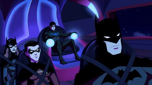 The Bats & The Bioship