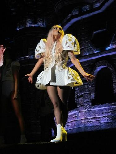 The Born This Way Ball in Hong Kong (May 5)