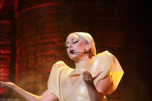 The Born This Way Ball in Hong Kong (May 5) - lady-gaga Photo