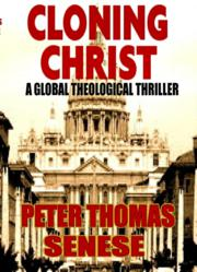 The Cloning of Christ - Book
