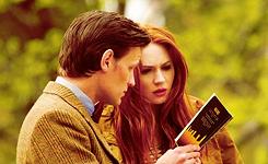 The Doctor & Amy Pond [Season 7] <333