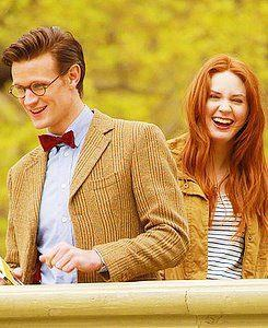 The Doctor & Amy Pond [Season 7] <333 - eleven-and-amy Photo