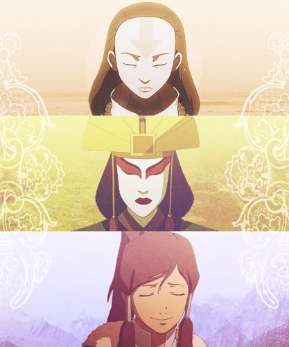 The Female Avatar's