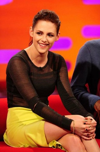 The Graham Norton mostra (10.5.2012)