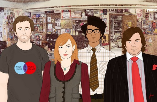 The IT Crowd <3