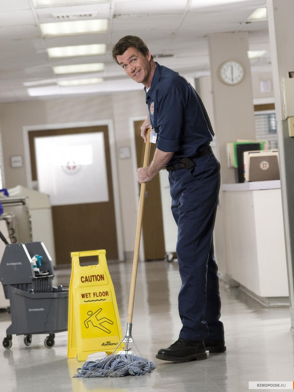 how to become a janitor in winnipeg