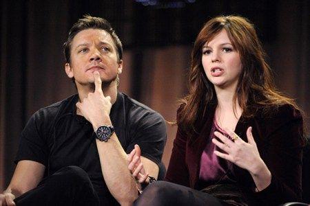 The Unusuals panel at televisión Critics Association(2009)