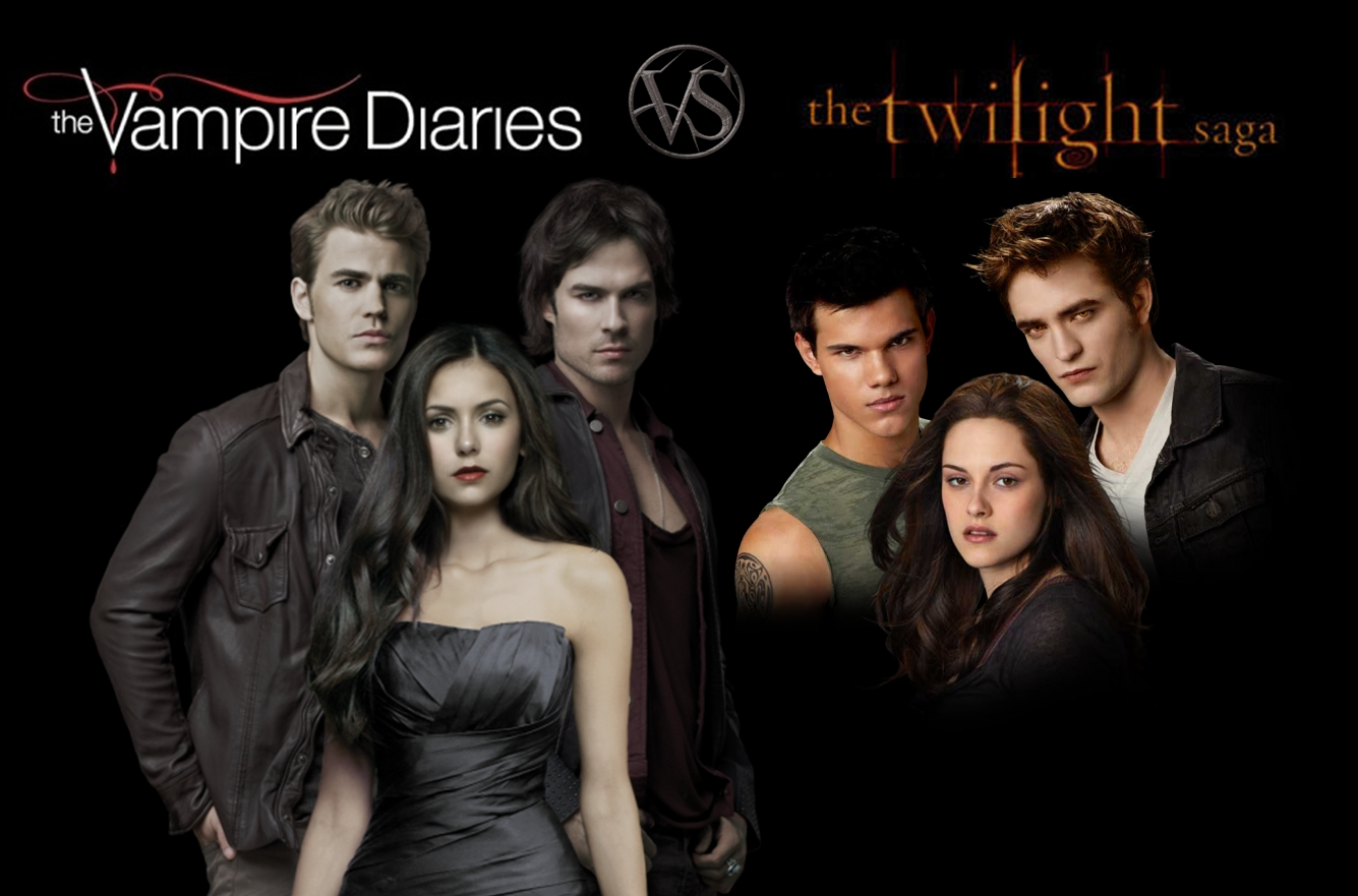 The Vampire Diaries Tv Show Images The Vampire Diaries Vs