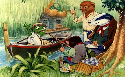 The Wind in the Willows - the-wind-in-the-willows Photo