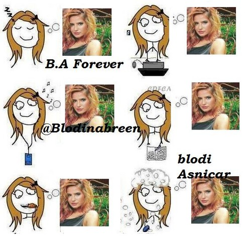 This is A picha that Blodina has made for Brenda and it happen the same to me :D