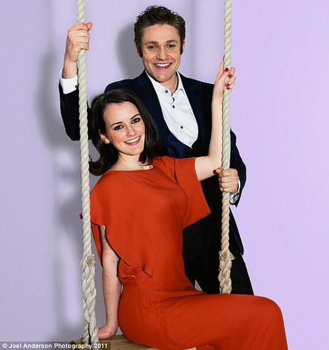 Thomas Howes & Sophie McShera <333