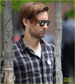 Tobey Maguire: Childrens Museum of Modern Art with Family! - tobey-maguire photo