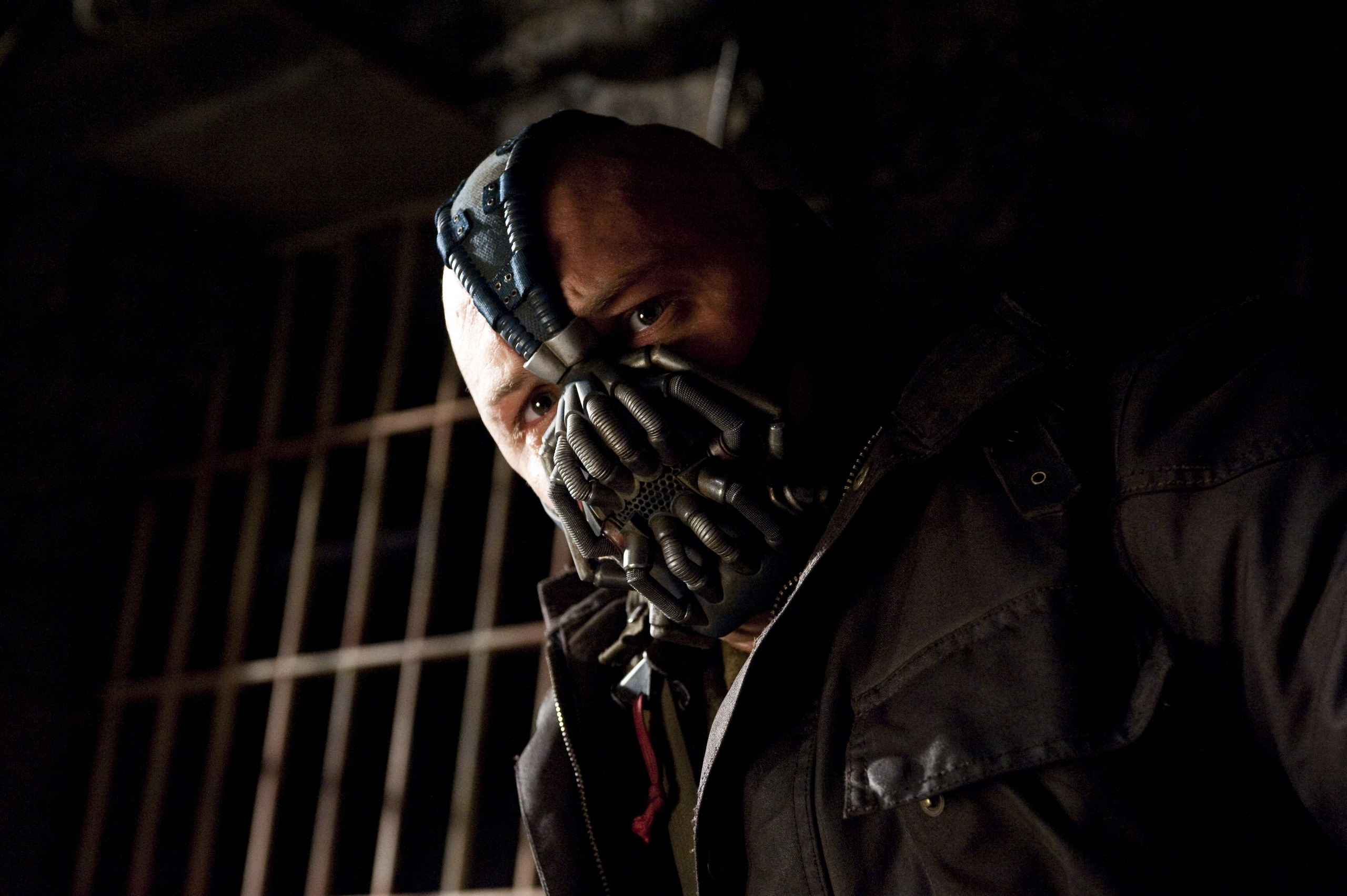 Bane images Tom Hardy as Bane in 'The Dark Knight Rises ...