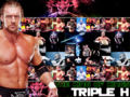 Triple H The King Of Kings Wallpaper - triple-h wallpaper
