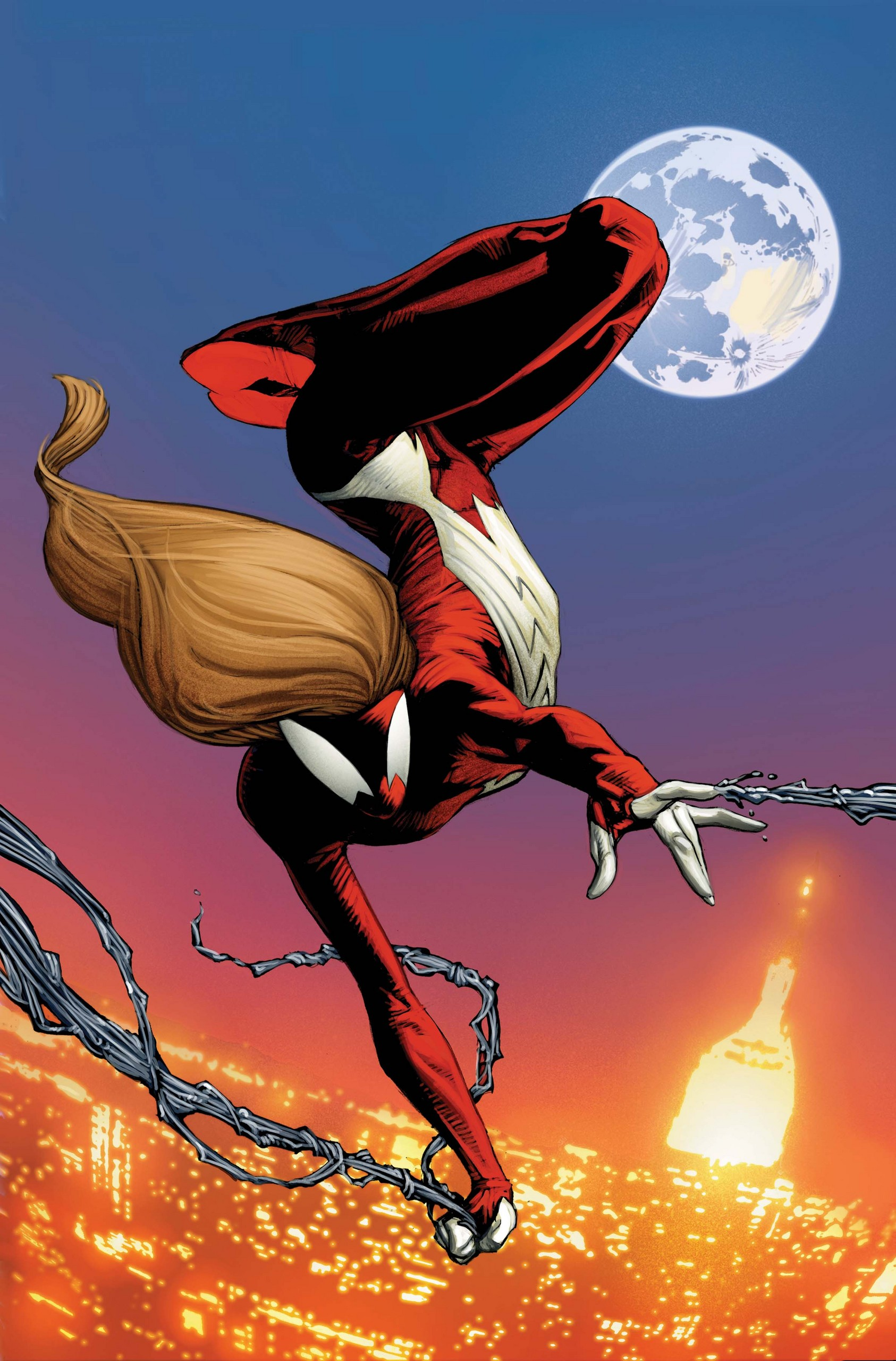 spider women Ultimate Spider WomanUltimate Spiderman And Spiderwoman