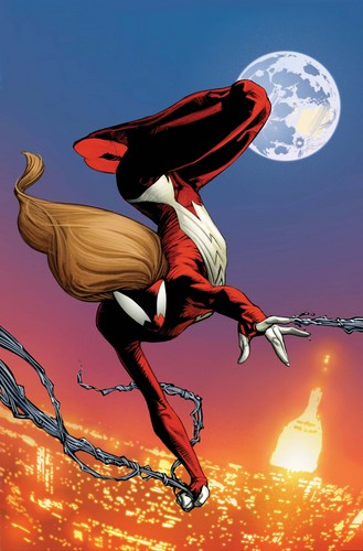 Ultimate クモ, スパイダー Woman