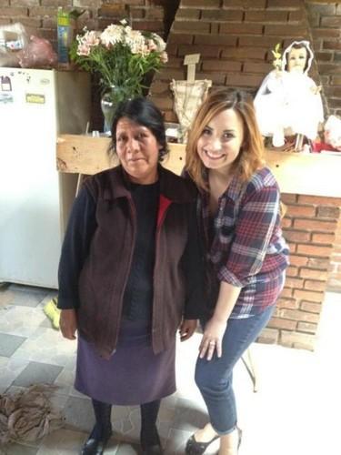 Una noche especial con Demi Lovato: Ciudad de México!