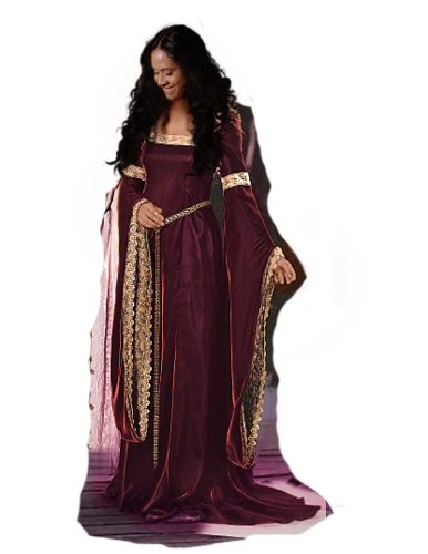 Unfinished Guinevere Pendragon Manip by Brightporclain