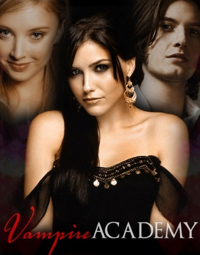 Vampire Academy wallpaper with a portrait titled Vampire Academy<3