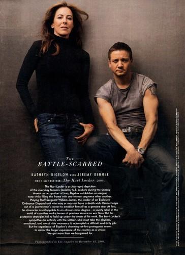 Vanity Fair Magazine(2010)