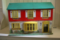 Vintage dollhouse - vintage photo