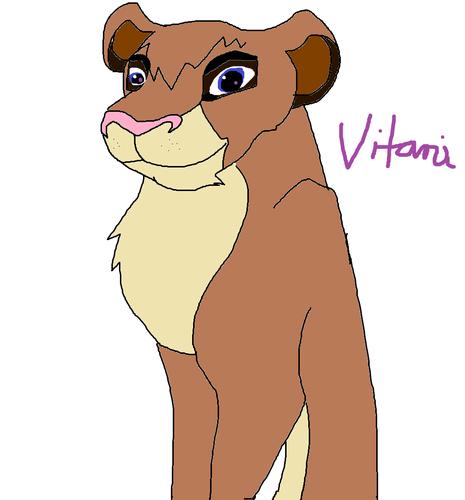 Vitani I drew
