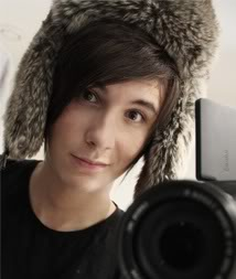 danisnotonfire wallpaper possibly containing a portrait called W/ hat