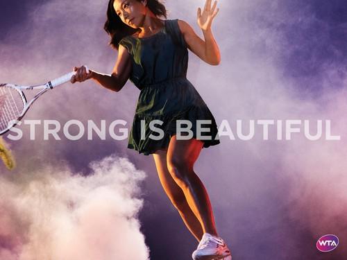 Zheng Jie in Strong Is Beautiful