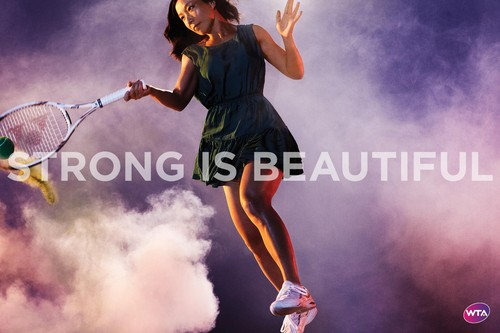 Zheng Jie in Strong Is Beautiful
