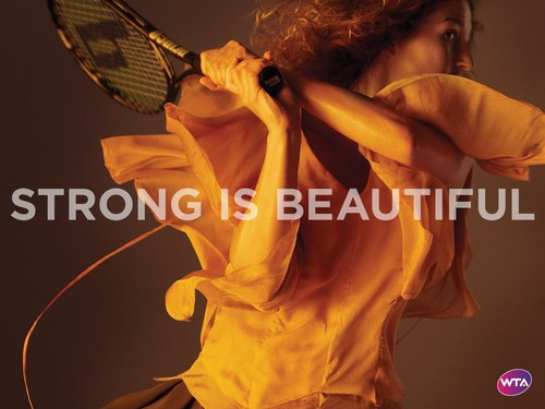 Shahar Pe'er in Strong Is Beautiful