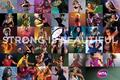 WTA Players in Strong Is Beautiful - wta photo