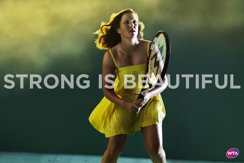 Liezel Huber in Strong Is Beautiful