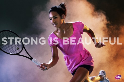 Heather Watson in Strong Is Beautiful