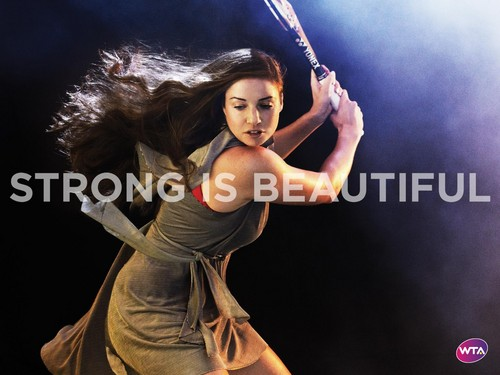 Alisa Kleybanova in Strong Is Beautiful