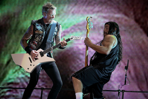 Warsaw, Poland 05/10/12 - metallica Photo