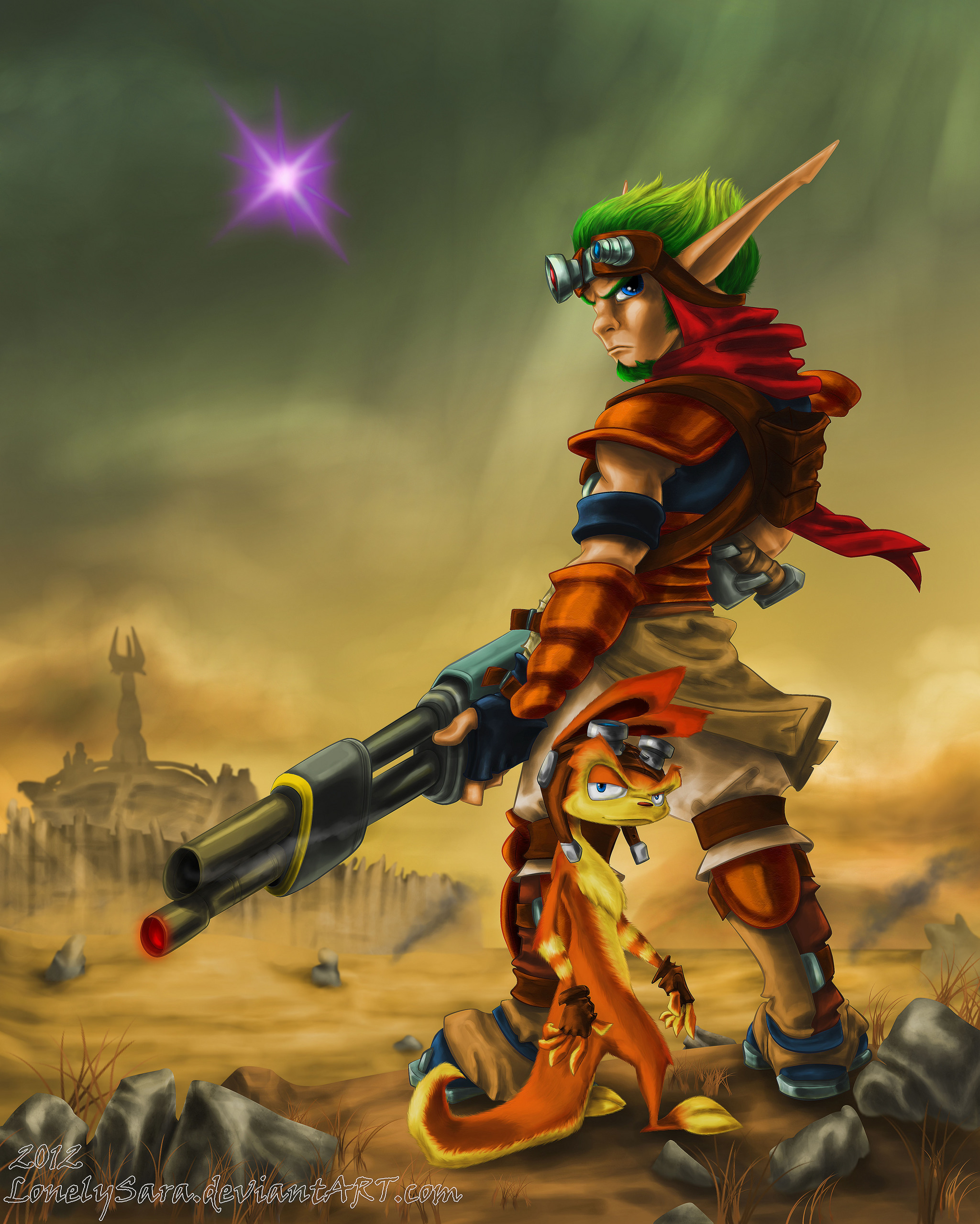 daxter images hd wallpaper - photo #13