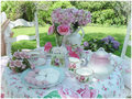 Welcome To my English Tea Party Sylvie ♥  - yorkshire_rose photo