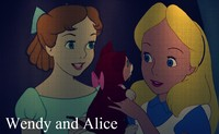 Wendy and Alice