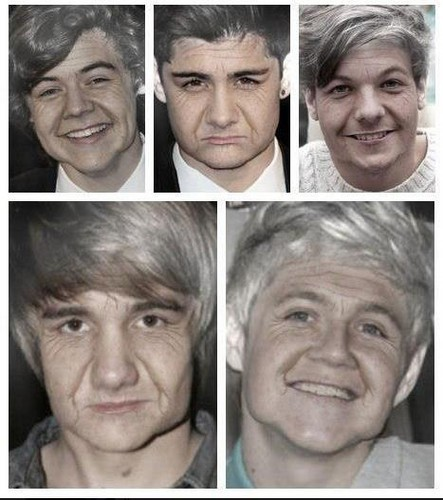 When They Get OLD? :O xD♥