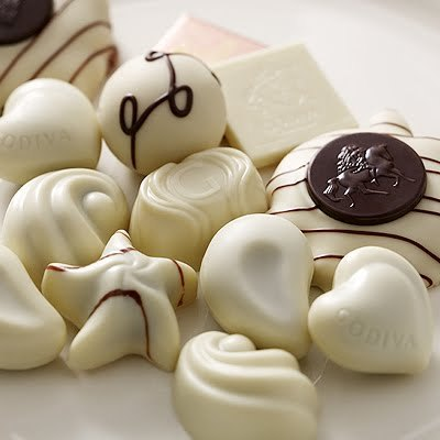 White Chocolate - chocolate Photo