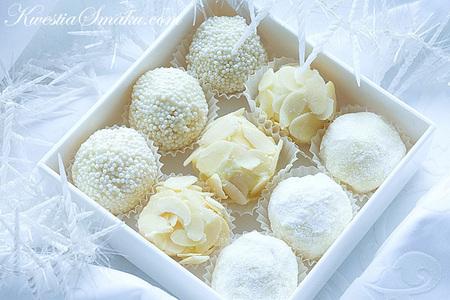 White chokoleti