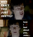 Why? - johnlock photo