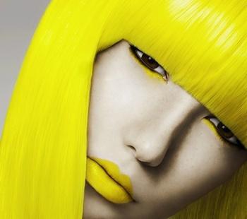 Yellow Lips