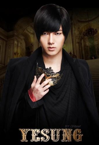 Yesung~ Opera♥