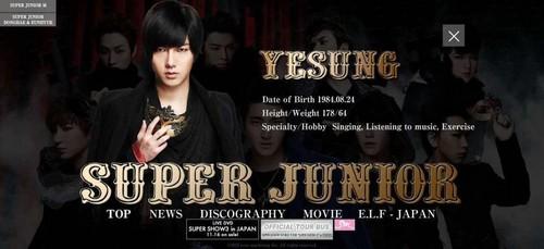 Yesung Opera