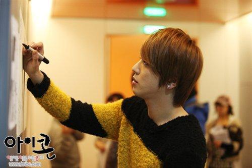 Yonghwa & Jonghyun MBC icon