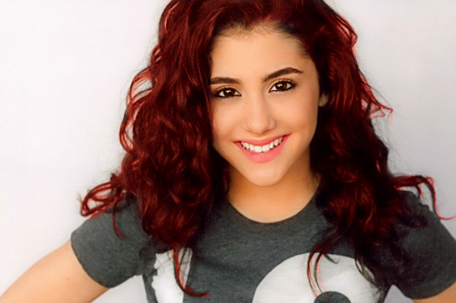 Ariana Grande Images Young Ariana Red Hair Edit Wallpaper